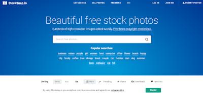 إليك افضل 4 مواقع للحصول على صور خالية من حقوق الطبع والنشر