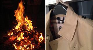Η Burberry έκαψε πολυτελή ρούχα αξίας 31 εκατ. ευρώ για να μην πουληθούν φτηνά στη μάζα
