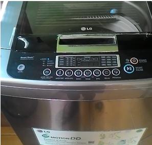 Mesin Cuci LG Front Loading Terbaru