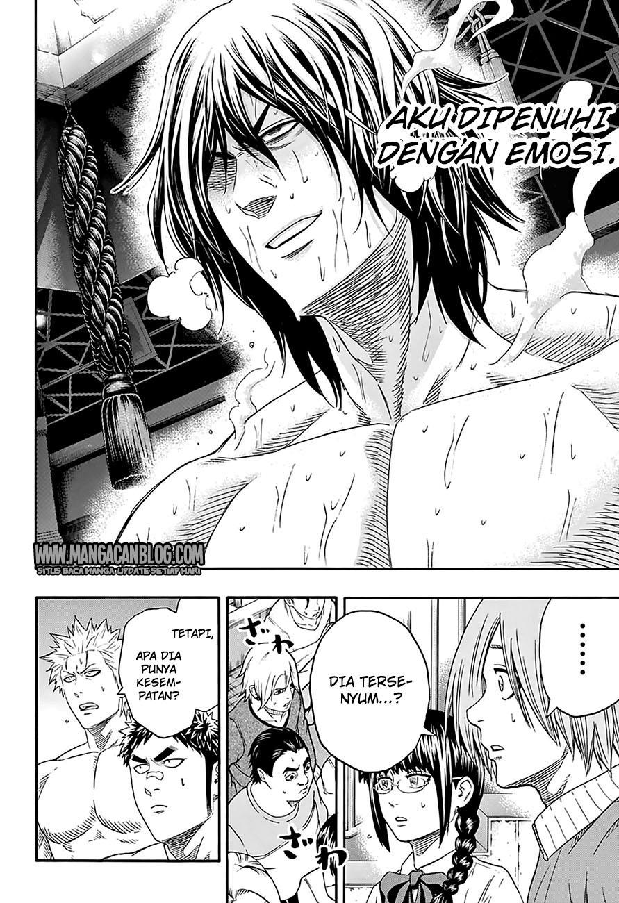 Hinomaru Zumou Chapter 139-5