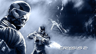 Crysis 2 PS3 Wallpaper