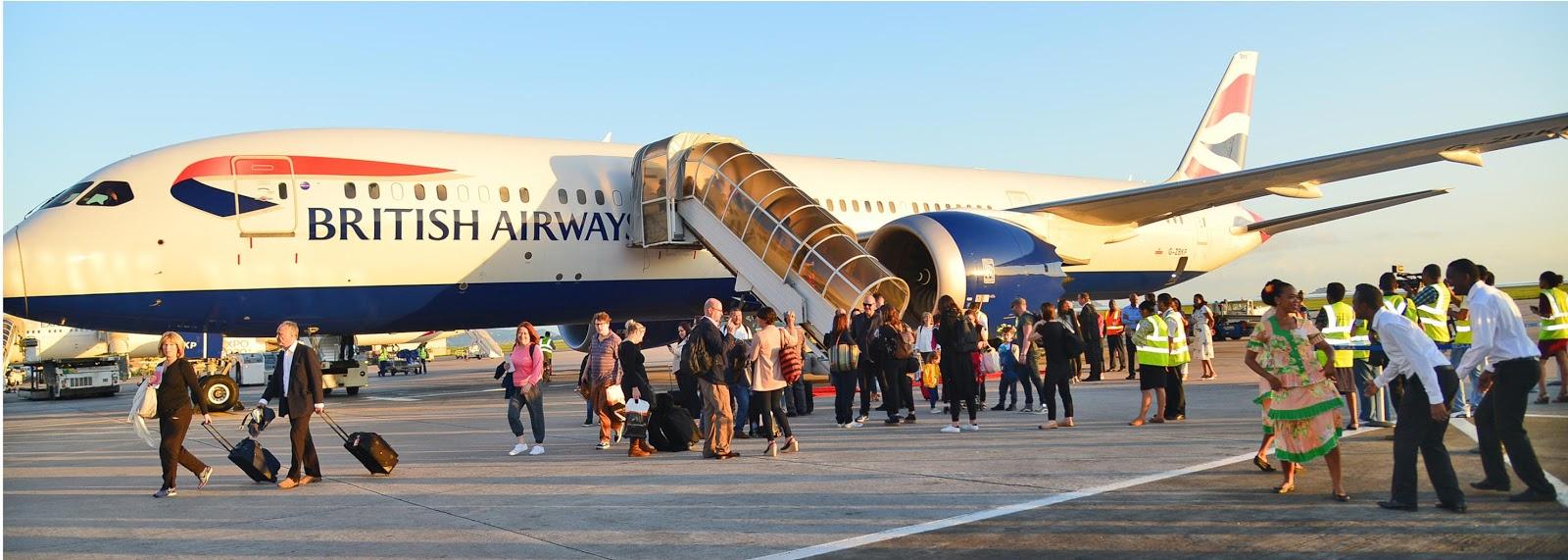 Airline News: British Airways - Mason's Travel