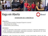 Emprego para Vendedor de Consórcio  - 09.04.18