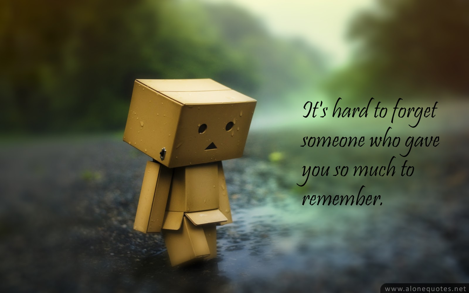 sad alone love wallpapers with quotes