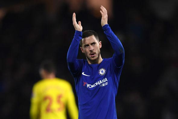Chelsea thất bại thảm hại, Real và PSG tranh nhau giành Hazard