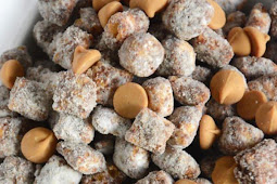 Yummy captain crunch peanut butter puppy chow Recipe