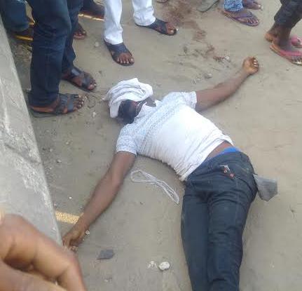 okada man murdered ritualists lagos