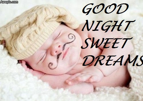 Cute babies good night wishes in 2019 - Wallpapers Images Wishes Designs