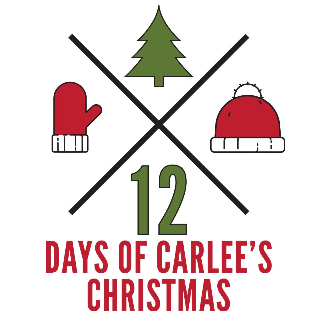 Carlee McDot: Day 4 of #12DaysOfCarleesChristmas