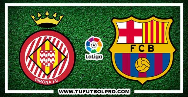 Ver Girona vs Barcelona EN VIVO Por Internet Hoy 23 de Septiembre 2017