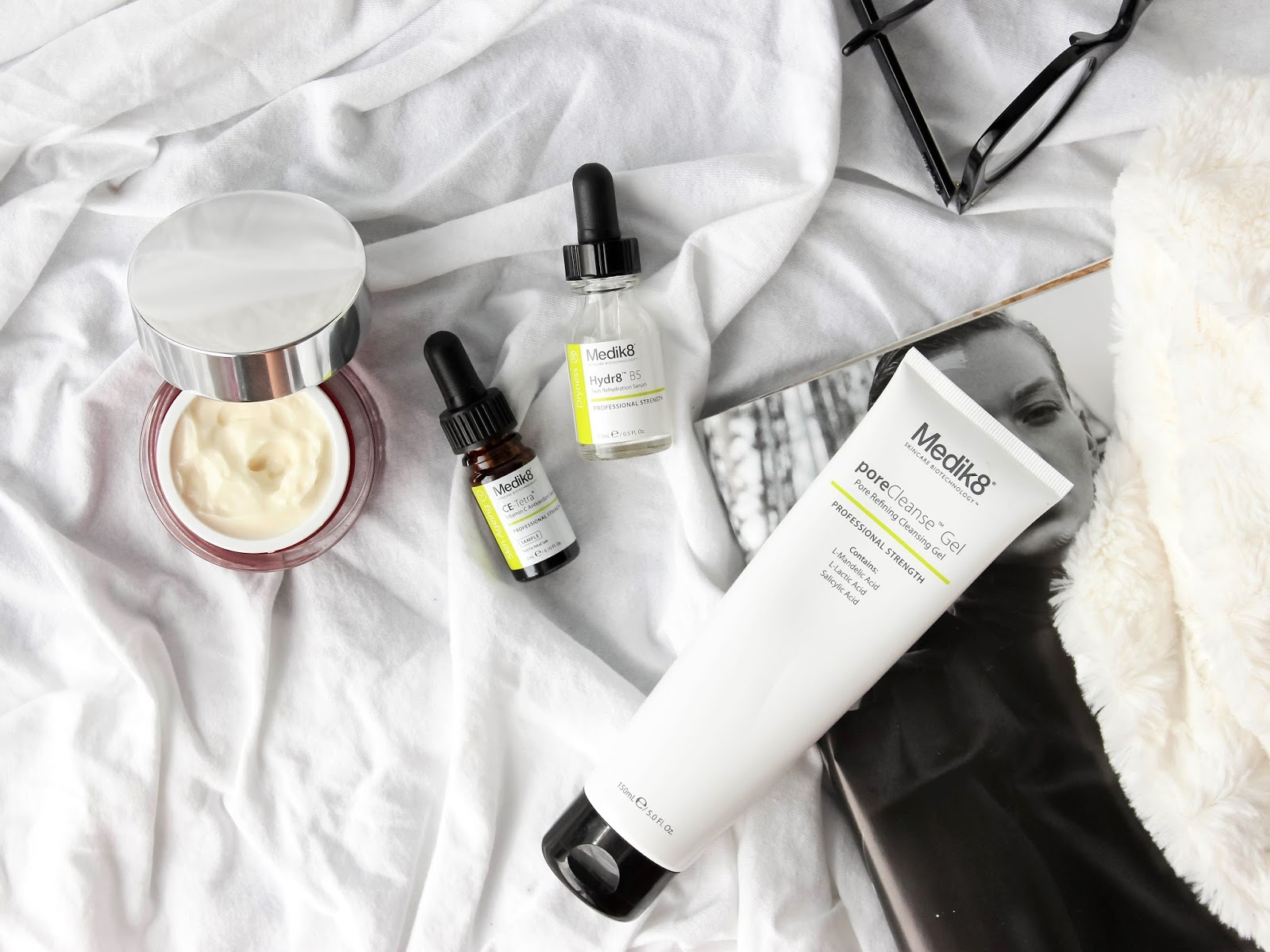medic8 pore cleans gel recenze