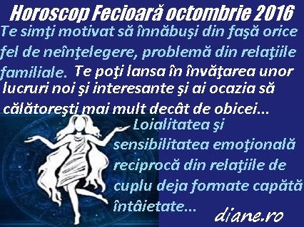 horoscop 16 octombrie 2016