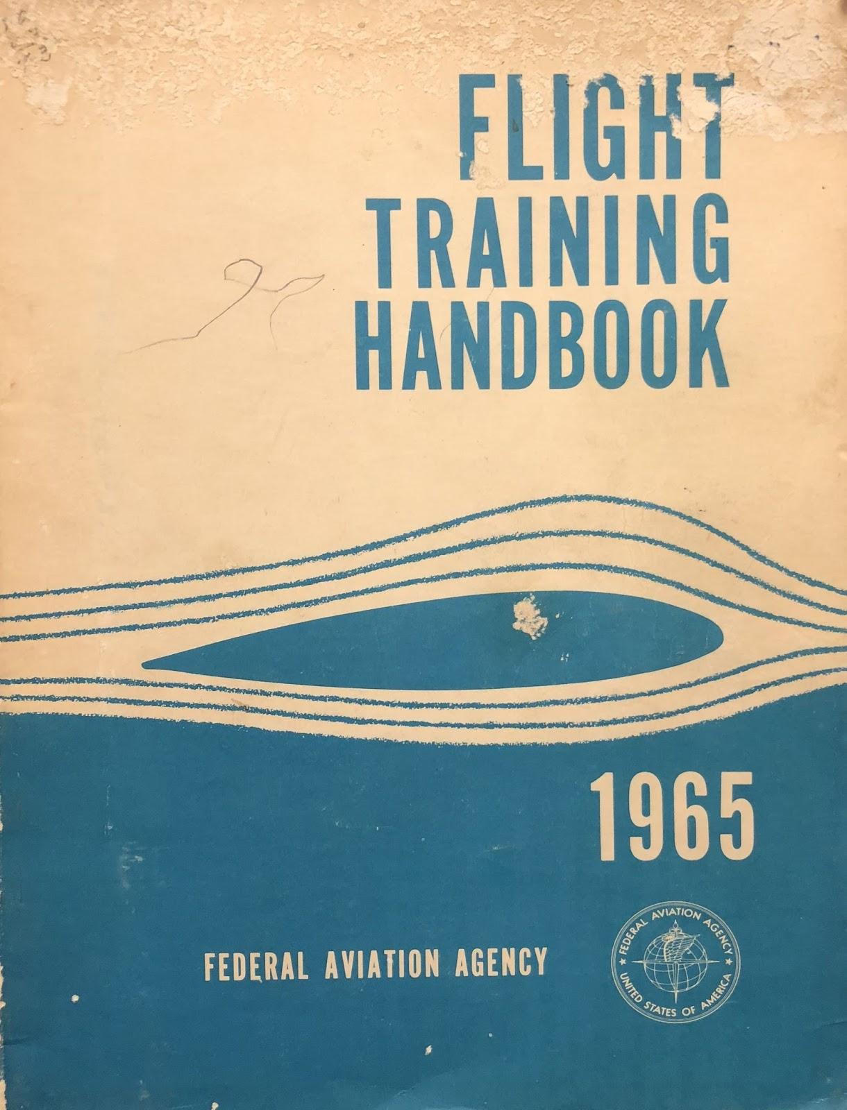 faa flight training handbook