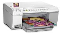 HP Photosmart C5280 Printer Driver
