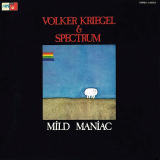 Volker Kriegel & Spectrum - 1974 - Mild Maniac