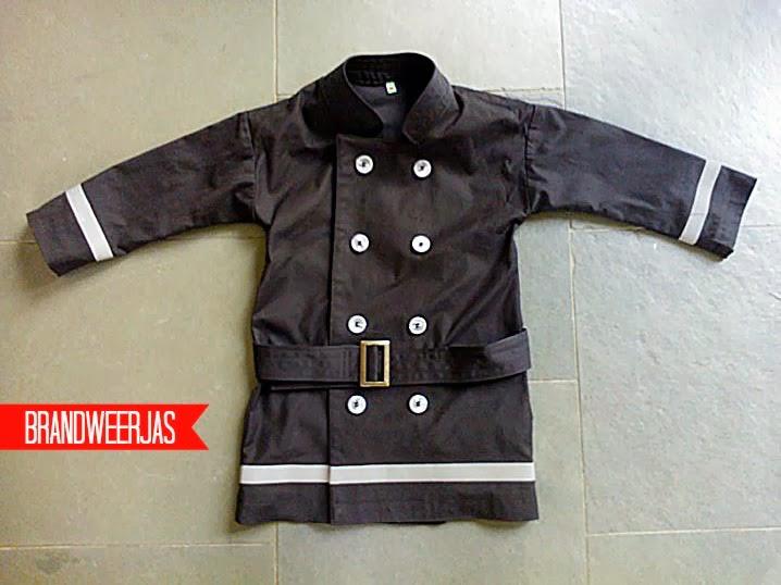Pieke Wieke: Brandweerjas