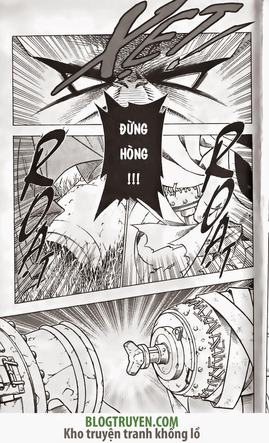 Rurouni Kenshin chap 154 trang 10