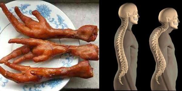 Efek Mengkonsumsi Ceker Ayam