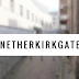Netherkirkgate & why it's getting lit up