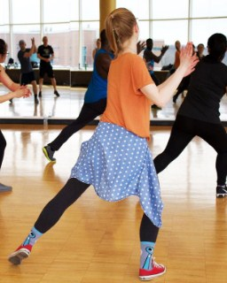 Zumba Is Very Good For People With Cancer