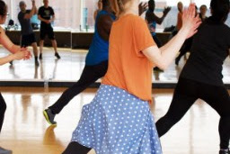 Zumba Is Very Good For People With Cancer? Look at the Benefits
