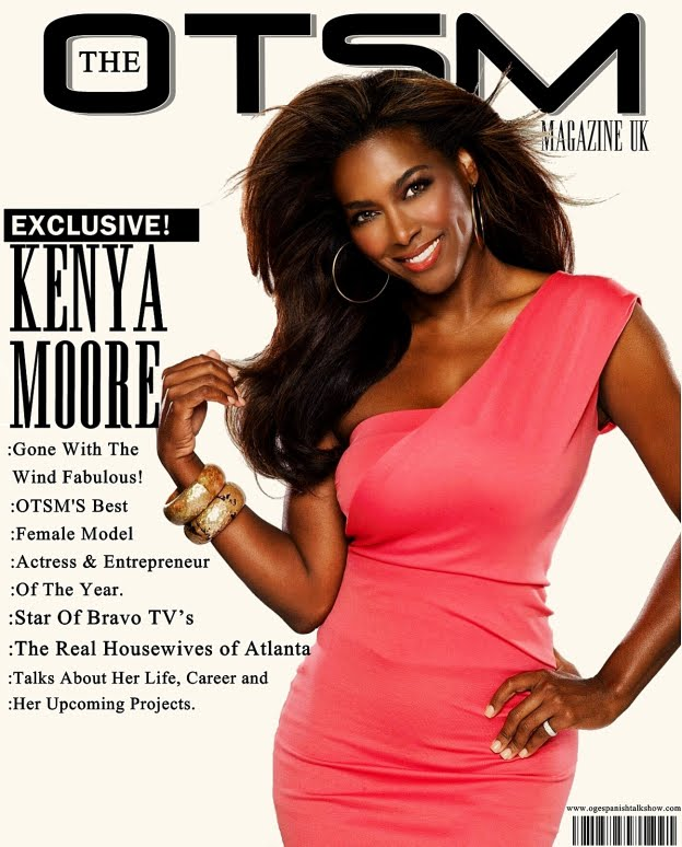 Interview: RHOA Star,Model And Actress- Kenya Moore
