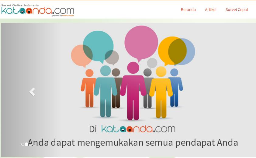 Cara Dapat Uang dan Pulsa Gratis dari Survei Online | AA ...