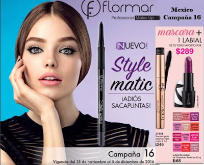 Catalogo 16 2016 Flormar Mexico