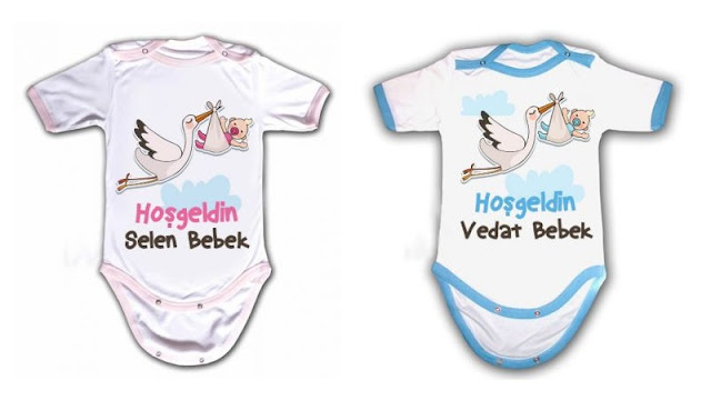 ikiz bebekler için hediye
