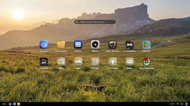 Nova versão do Endless OS com suporte a dual boot com o Windows