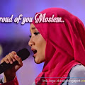 Lirik Lagu Fatin - Proud of You Moslem