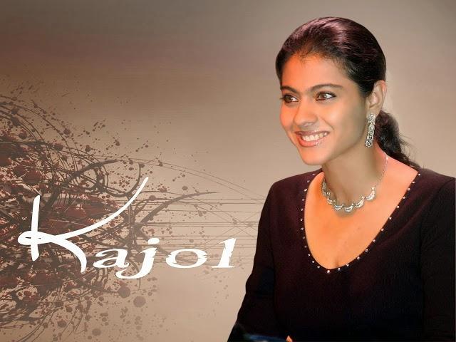 Indian Cute Actress Kajol Devgan In Tight Dresses Photos