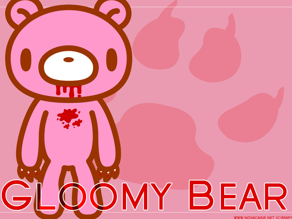 Cute Hello Kitty Wallpaper Natsumi In Wonderland Gloomy Bear