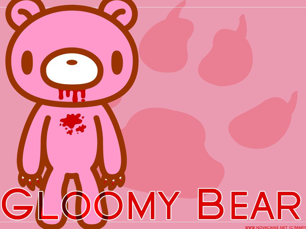 Anime Mix Wallpaper Natsumi In Wonderland Gloomy Bear