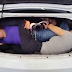 Omg!  Man tries to smuggle in 4 people from Mexico into US in the truck of his car