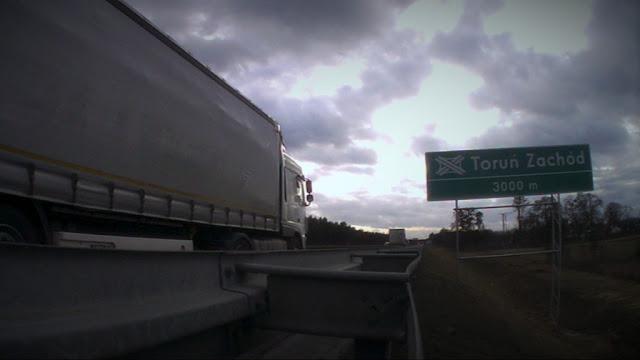 Nowe nazwy węzłów na Autostradzie A1 i Drodze Ekspresowej S10 w okolicach Torunia