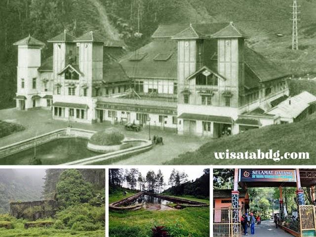 Disparbud Kab. Bandung Kembangkan Wisata Sejarah Gunung Puntang