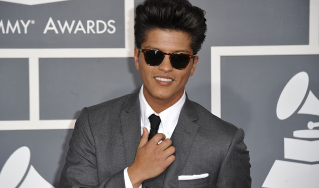Bruno Mars to present new song at MTV Europe awards