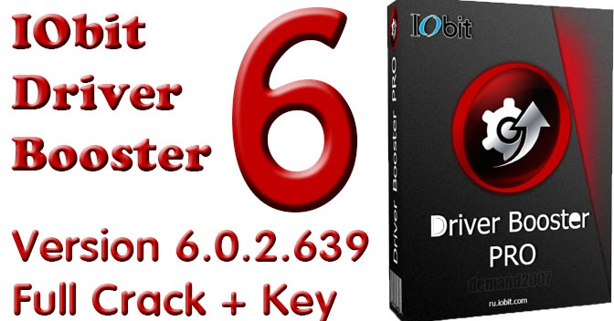 iobit driver booster 6.1 key