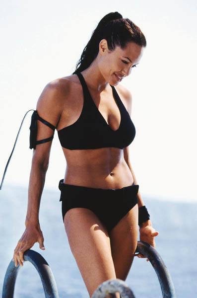 Angelina jolie bikini angelina jolie scene