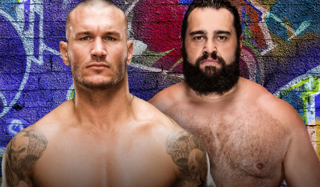Randy Orton Vs Rusev SummerSlam Live