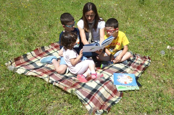 ideas fomentar lectura niños verano, para que no dejen de leer en vacaciones