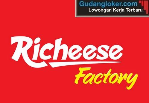 Lowongan Kerja Padang Richeese Factory Tahun 2019
