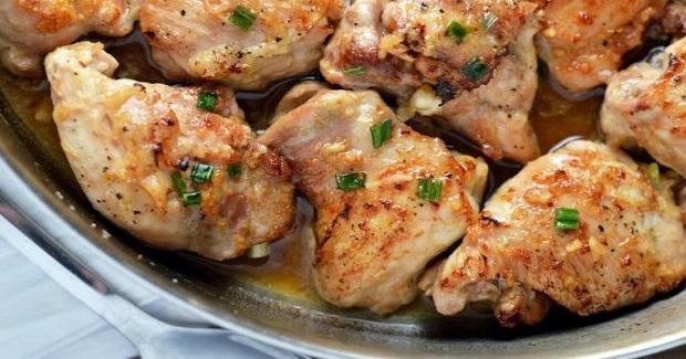 Baked Honey Garlic Chicken Recipe