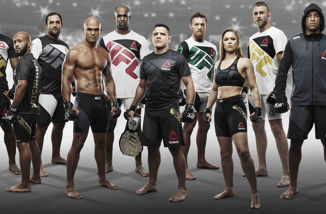 UFC Reebok Deal, UFC fighter's image rights and sponsorship