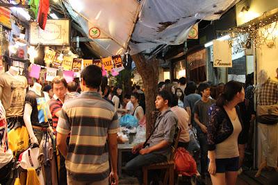 Bangkok Thailand - Chatuchak Markt