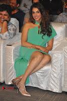 Actress Isha Koppikar Pos in Green Dress at Keshava Telugu Movie Audio Launch .COM 0016.jpg
