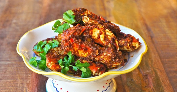 Chili Crabs Recipe