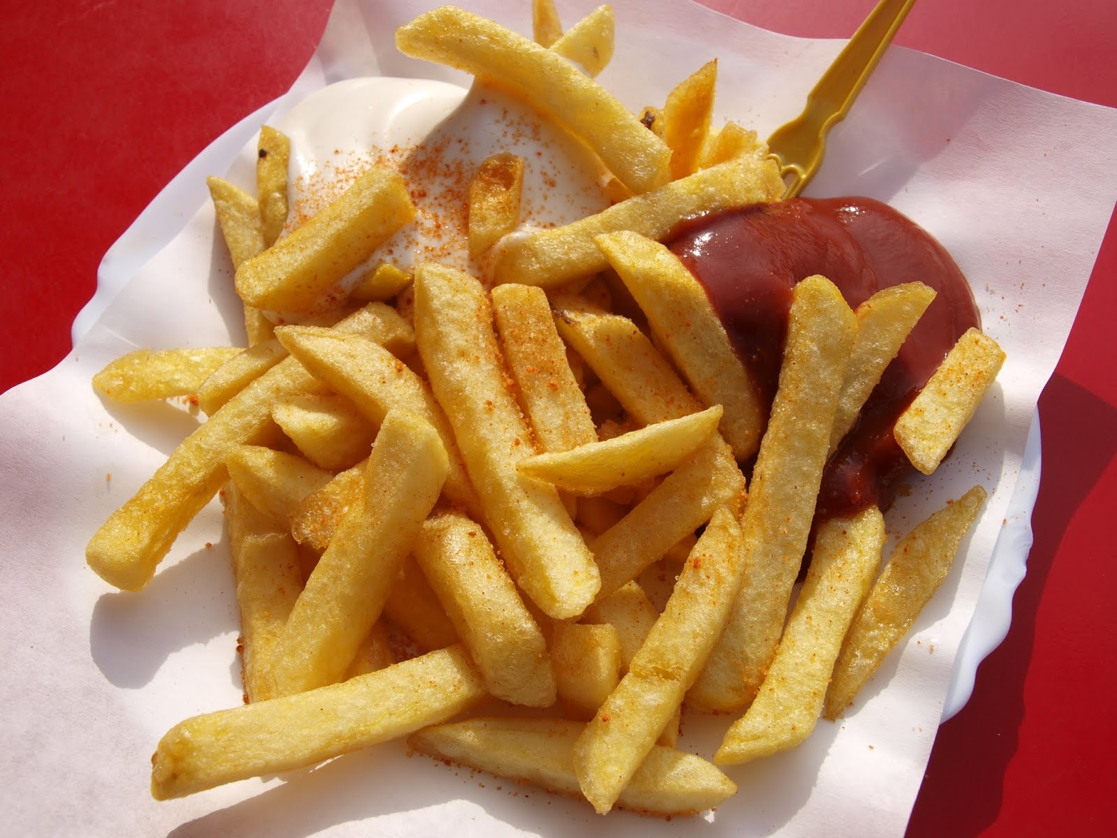 How to make french fries recipe in hindi