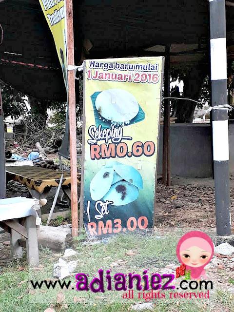 Putu Piring 1Malaysia Bukit Beruang | Memang Sedap Puas Hati